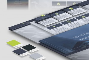 Energy insight web designs and user experience